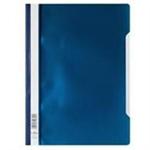 Durable 2573-07 Polypropylene (PP) Blue,Transparent folder