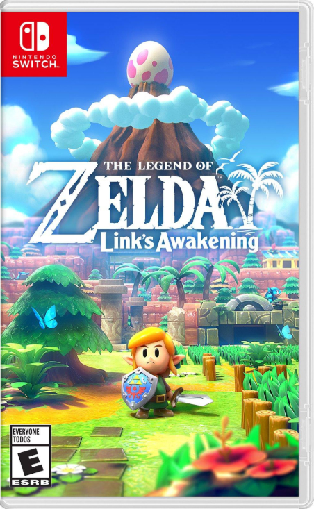 Nintendo The Legend of Zelda: Link's Awakening video game Nintendo Switch Basic