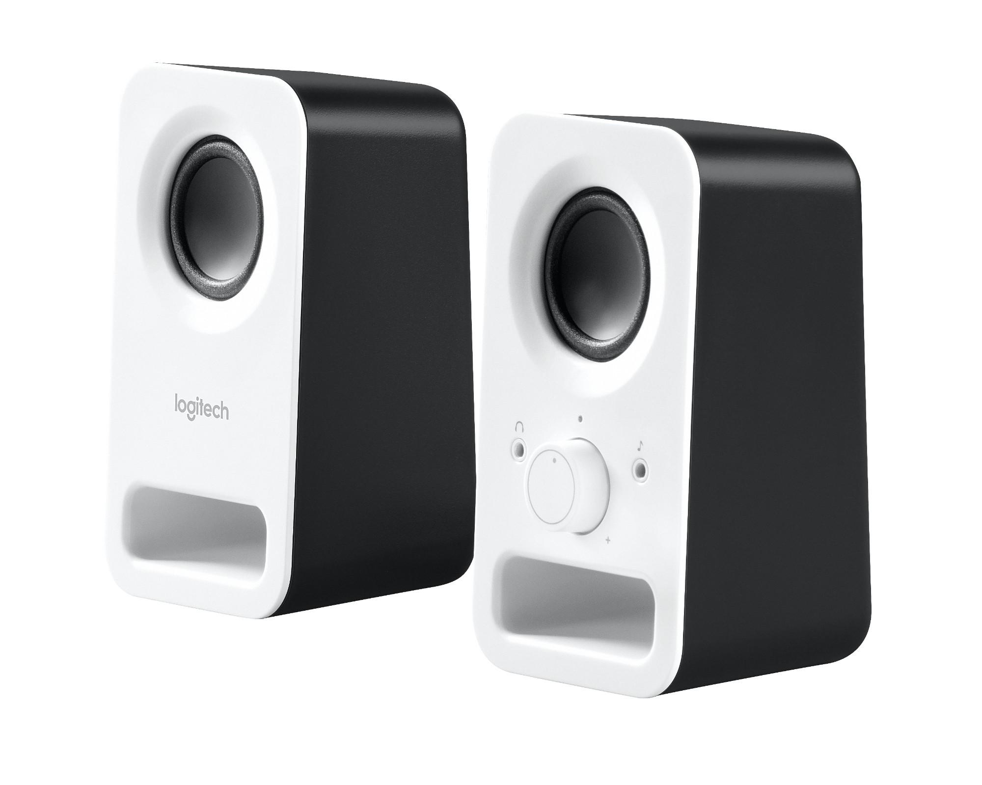 Logitech Z150 6W White loudspeaker