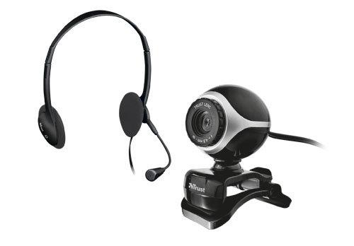 Trust Exis Chatpack webcam