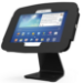 Maclocks Compulocks Galaxy Secure Space Enclosure with Rotating 360� Kiosk Black - Stand for tablet - alumini