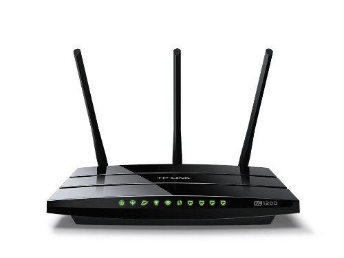 TP-LINK Archer VR400 Dual-band (2.4 GHz / 5 GHz) Gigabit Ethernet 3G 4G Black wireless router