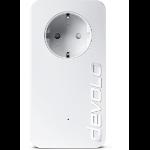 Devolo dLAN 1200+ 1200 Mbit/s Ethernet LAN White 1 pc(s)
