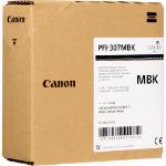 Canon PFI-307MBK Origineel Zwart