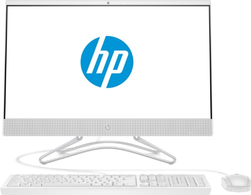 """HP 24 -f0022na 60.5 cm (23.8"""") 1920 x 1080 pixels 2.2 GHz 8th gen Intel® Core™ i3 i3-8130U White All-in-One PC"""