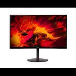 """Acer NITRO XZ0 XZ270 Xbmiipx 27"""" 1920 x 1080 pixels Full HD LCD Black"""