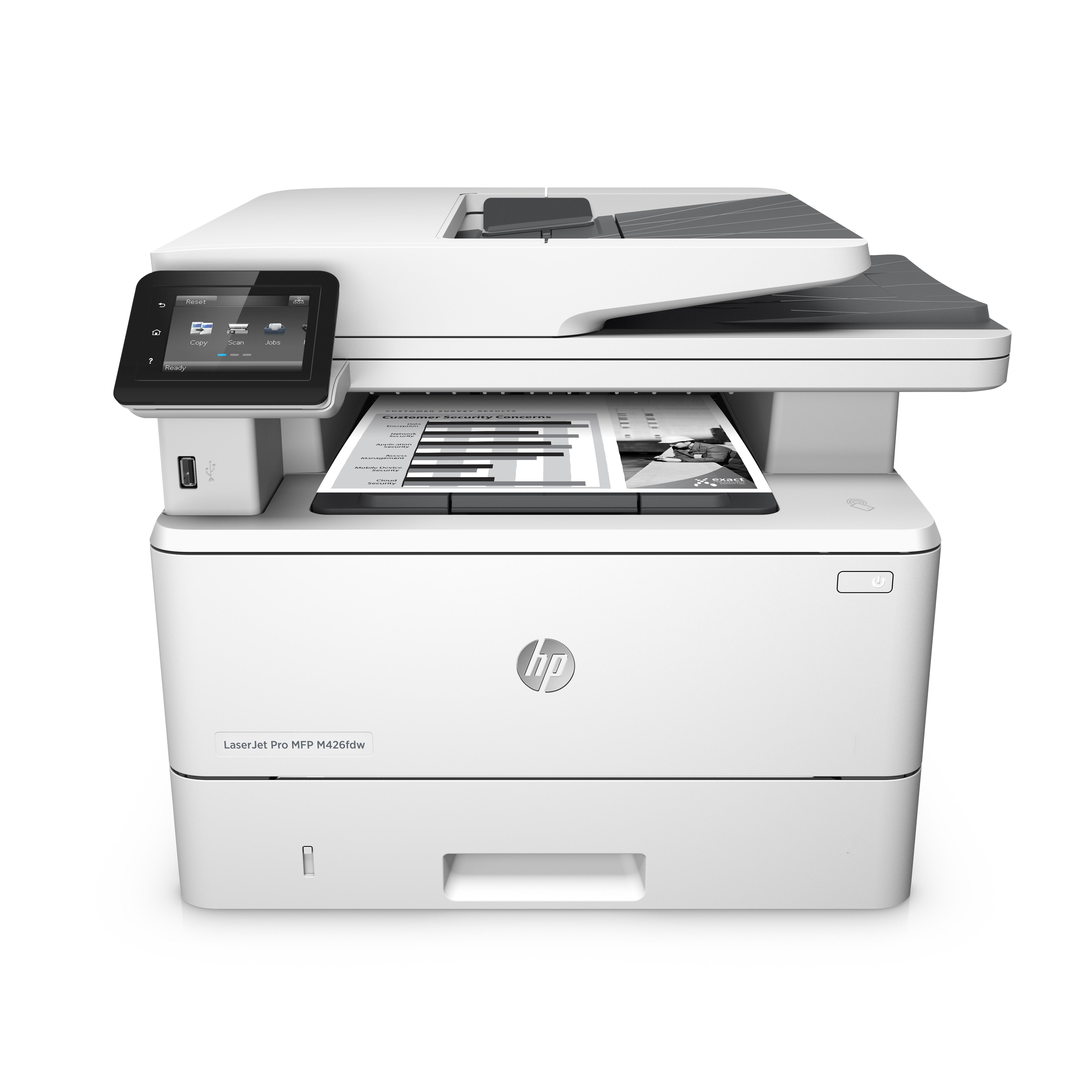 HP LaserJet Pro Pro MFP M426dw Laser A4 Wi-Fi Grey