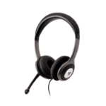 V7 HU521-2EP headphones/headset Head-band Black,Silver
