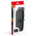 Nintendo 2510766 portable game console case Sleeve case Grey