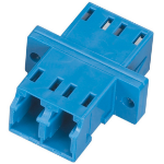 Black Box FOT123 fiber optic adapter LC 1 pc(s) Blue