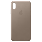"Apple MRWR2ZM/A mobile phone case 16.5 cm (6.5"") Cover Taupe"