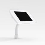 Bouncepad Flex   Apple iPad Mini 4/5 Gen 7.9 (2015 - 2019)   White   Exposed Front Camera and Home Button  