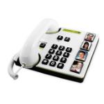 Doro MemoryPlus 319i ph Analog telephone White