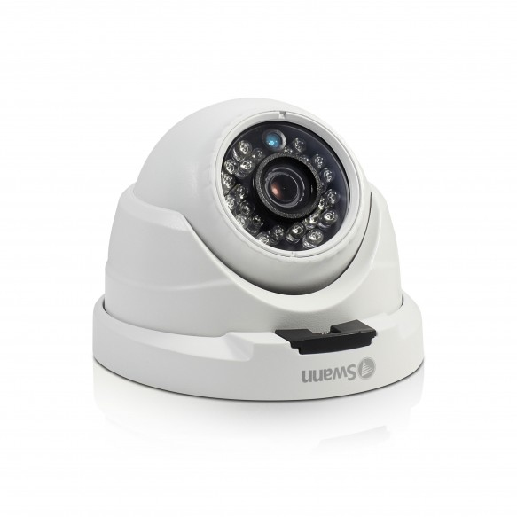 Swann NHD-819 IP Indoor & outdoor Dome  CCTV IP Network PoE Camera