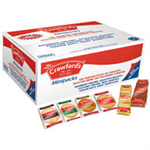 CRAWFORD S ASSORTED MINI PACKS P100