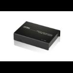 Aten VE812T AV extender AV transmitter Black