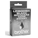 Brother LC-600BK Ink cartridge black, 950 pages @ 5% coverage