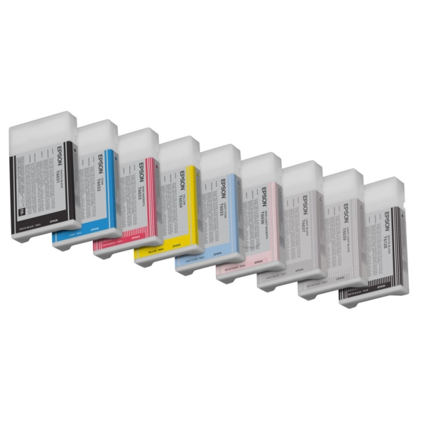 Epson C13T603700 (T6037) Ink cartridge bright black, 220ml