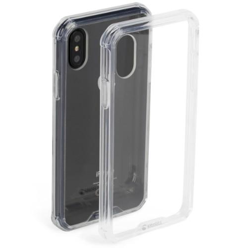 Krusell Kivik Pro mobile phone case Cover Transparent