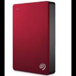 "SEAGATE Backup Plus Portable 2.5"" 5TB Red"