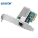 ASUSTOR AS-T10G 10Gbe PCI-E Network Adapter Supported devices: AS70 series and PC EOL soon