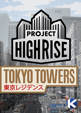 Nexway Project Highrise: Tokyo Towers Video game downloadable content (DLC) PC/Mac Español