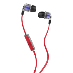 Skullcandy Smokin Buds 2 Headphones In-ear Black,Red