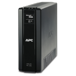 APC Back-UPS Pro uninterruptible power supply (UPS) Line-Interactive 1500 VA 865 W