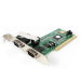 StarTech.com PCI2S550 2 Port PCI Serial Adaptor Card (10 Pack)
