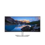 """DELL UltraSharp U3821DW 37.5"""" 3840 x 1600 pixels Wide Quad HD+ LCD Gray"""