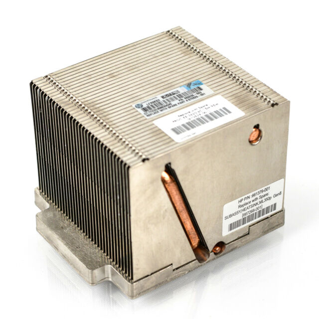Hewlett Packard Enterprise 667268-001 Processor Heatsink