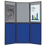 Bi-Office 6 Panel Showboard Exhibition System DD