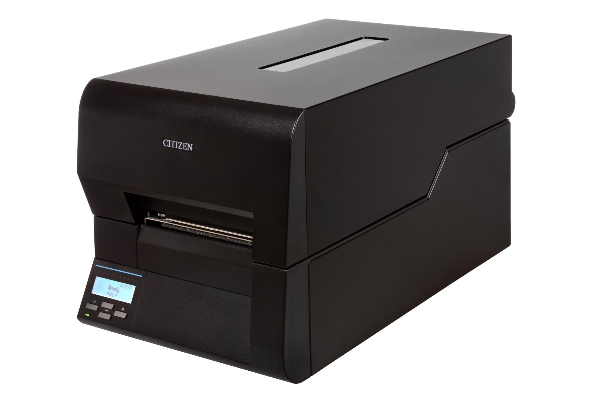 Citizen CL-E730 impresora de etiquetas Térmica directa / transferencia térmica 300 x 300 DPI Alámbrico