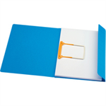 Jalema Secolor Clip file A4 blue (50) Blue folder