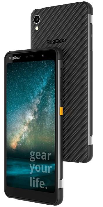 """RugGear RG850 15,2 cm (5.99"""") 3 GB 32 GB Dual SIM 4G Zwart 4000 mAh"""