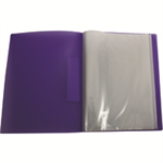 Pentel Display Book Vivid personal organizer Purple