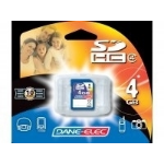 Dane-Elec 4 GB SDHC 4GB SDHC Flash Memory