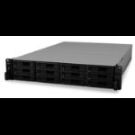 Synology RS2418RP+/168TB-EXOS 12 Bay NAS