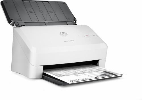 HP Scanjet Pro 3000 s3 600 x 600 DPI Flatbed & ADF scanner White A4