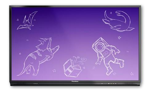 Promethean ActivPanel Nickel interactive whiteboard 2.18 m (86