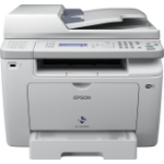 Epson WorkForce AL-MX200DWF 1200 x 1200DPI Laser A4 30ppm White multifunctional