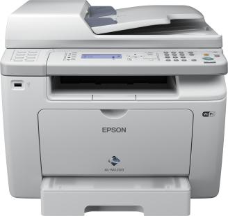 Epson WorkForce AL-MX200DWF 1200 x 1200DPI Laser A4 30ppm White multifunctional