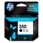 HP 350 Original Zwart 1 stuk(s)