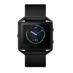 Fitbit Blaze reloj deportivo Negro Pantalla táctil Bluetooth