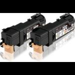 Epson C13S050631 (0630) Toner black, 3K pages, Pack qty 2