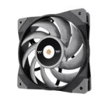 Thermaltake TOUGHFAN 12 Computer case Fan 12 cm Black, Grey 1 pc(s)