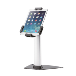"""Newstar TABLET-D150SILVER tablet stand for most 7.9""""-10.5"""" iPad tablets"""