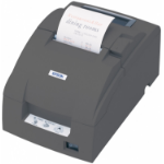 Epson TM-U220B Dot matrix POS printer Black