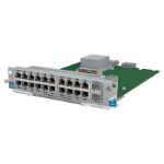 Hewlett Packard Enterprise 5930 24-port SFP+ / 2-port QSFP+ Module network switch module