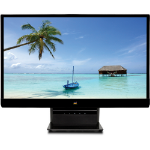 "Viewsonic LED LCD VX2370SMH-LED 23"" Black Full HD Matt LED display"